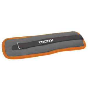 Βαράκια Άκρων Toorx 2x1kg με Velcro AHF-072