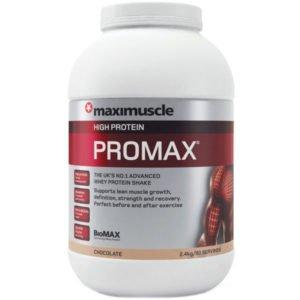 Maximuscle Promax 2.4kg - Vanilla