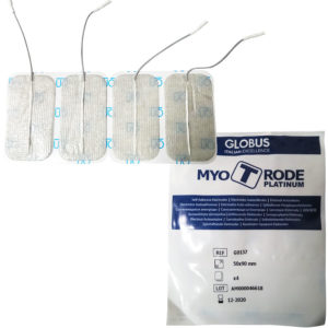 Ηλεκτρόδια Globus MyoTrode 50x90 (4τμχ)