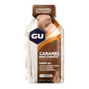 GU Energy Gel - Caramel Macchiato - 32gr