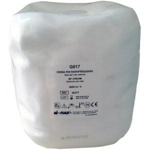 Κρέμα TECAR Fiab 5Lt + Δοχείο 260ml G017
