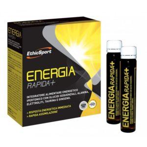 Ethicsport Energia Rapida + 10 vials