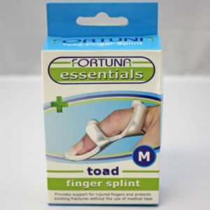 Fortuna Finger splint / Toad