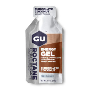 GU Roctane Energy Gel - Chocolate Coconut - 32gr