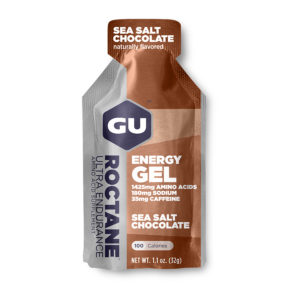 GU Roctane Energy Gel - Sea Salt Chocolate - 32gr