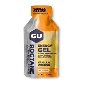 GU Roctane Energy Gel - Vanilla Orange - 32gr