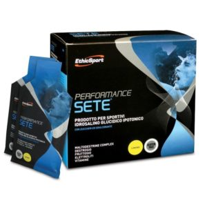 Ethicsport Performance Sete 14 x 22gr - Λεμόνι