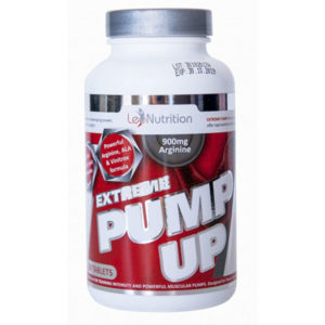 LeoNutrition Extreme Pump Up 60 Tabs