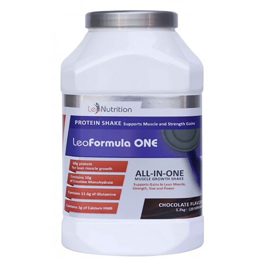 LeoNutrition LeoFormula ONE Σοκολάτα (1.2kg)