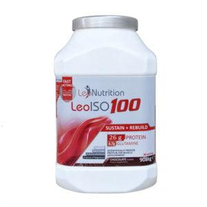 LeoNutrition LeoISO 100 Σοκολάτα (908gr)