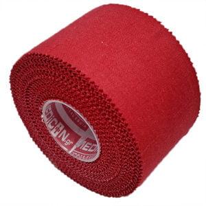 "Medicin Sport Tape Κόκκινο 1,5"""