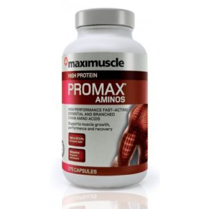 Maximuscle Promax Aminos 275 caps