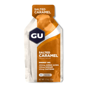 GU Energy Gel - Salted Caramel - 32gr