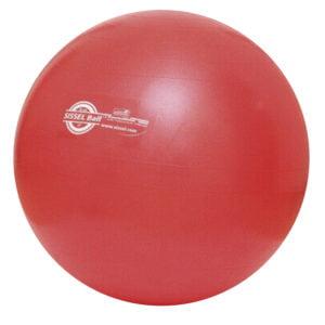 Μπάλα άσκησης Sissel EXERCISE BALL 55cm Κόκκινο - 160061