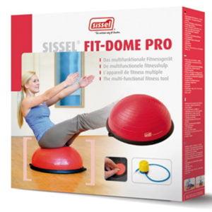Μπάλα ισορροπίας Sissel Fit-Dome Pro