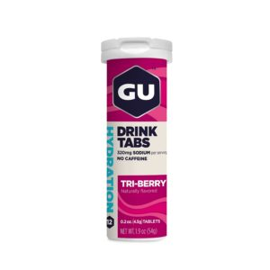 GU Hydration Drink Tablets - Tri Berry - 12 tabs