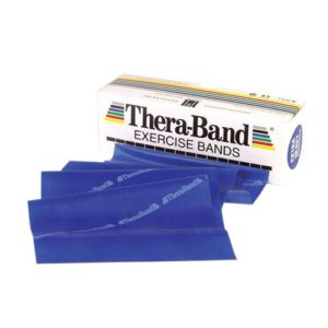 TheraBand® Exercise Bands 5,50m - Blue- Extra Heavy (Ελαστικός Ιμάντας Άσκησης) 20050
