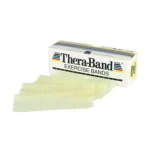 TheraBand® Exercise Bands 5,50m - Tan - Extra Thin (Ελαστικός Ιμάντας Άσκησης) 20010