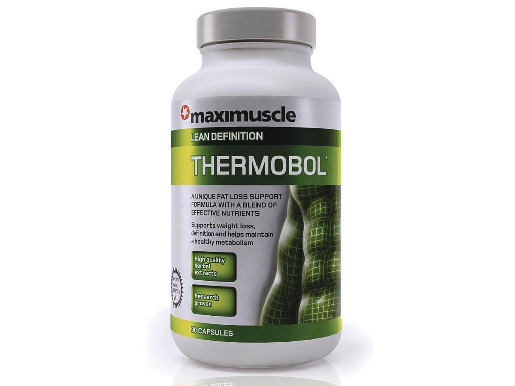 Maximuscle Thermobol 90 tabs