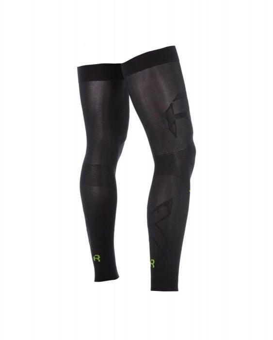 Κολάν Συμπίεσης (Recovery Flex Leg Sleeve) Black UA4425b