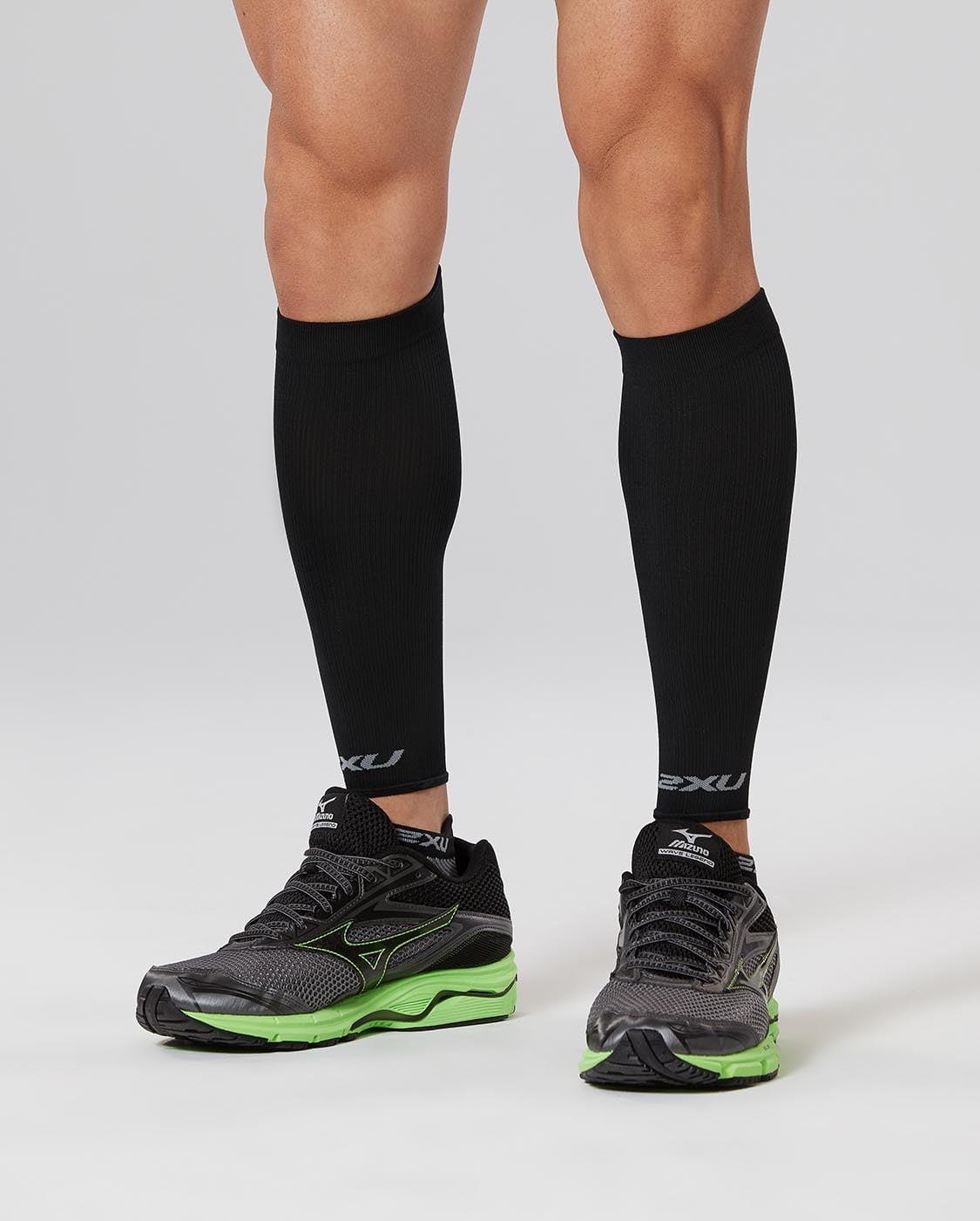 Κάλτσα συμπίεσης κνήμης 2XU ( Compression Calf Sleeves ) UA4509b