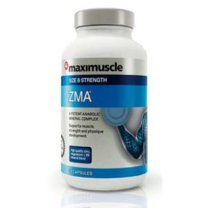 Maximuscle ZMA 30caps